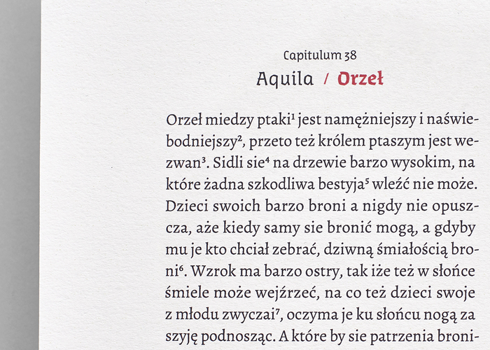 O ziołach i o mocy jich, Second Edition Project 5