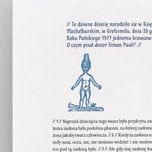 <cite>Prawdziwe wyobrażenie trojga dzieci </cite>[...], Second Edition Project