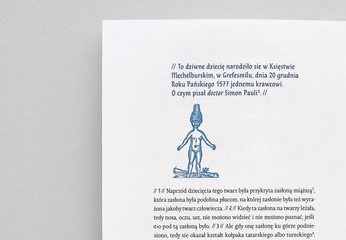 Prawdziwe wyobrażenie trojga dzieci [...], Second Edition Project 1