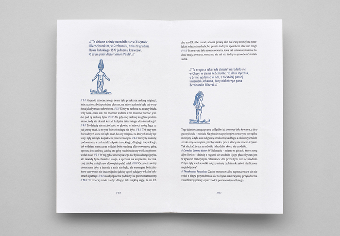 Prawdziwe wyobrażenie trojga dzieci [...], Second Edition Project 3