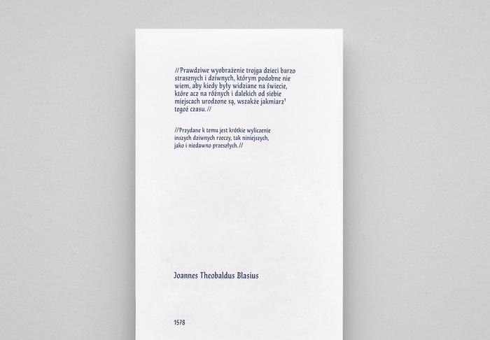 Prawdziwe wyobrażenie trojga dzieci [...], Second Edition Project 2