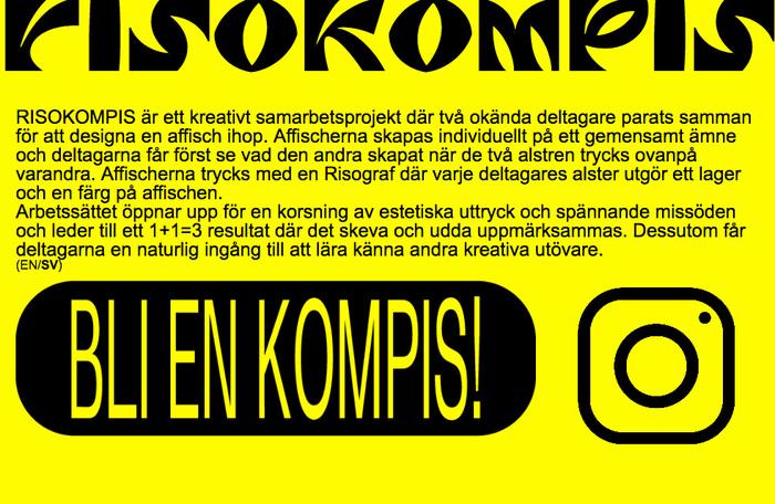 Risokompis website 1