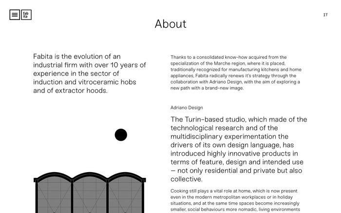 Fabita website 4