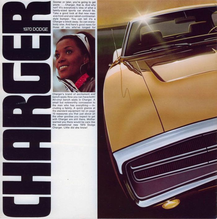 Dodge Charger leaflet (1970) 2