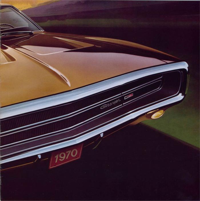 Dodge Charger leaflet (1970) 3