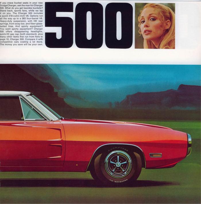 Dodge Charger leaflet (1970) 5