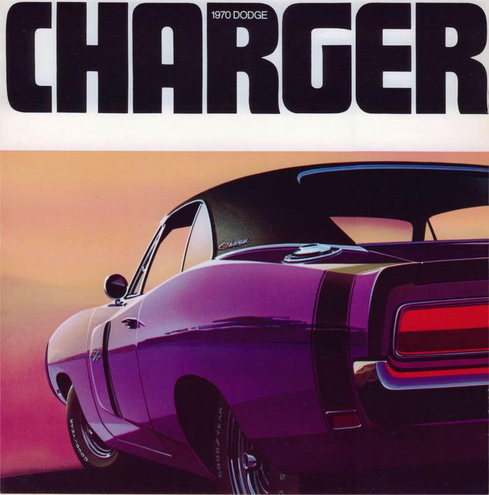 Dodge Charger leaflet (1970) 6