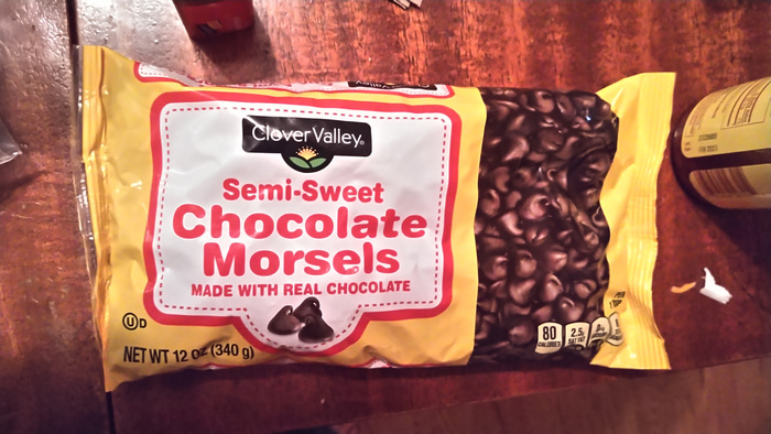 Clover Valley Chocolate Morsels
