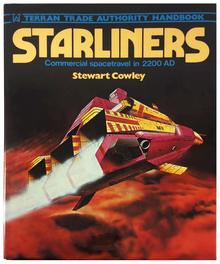 Spaceship Handbooks series by Stewart Cowley