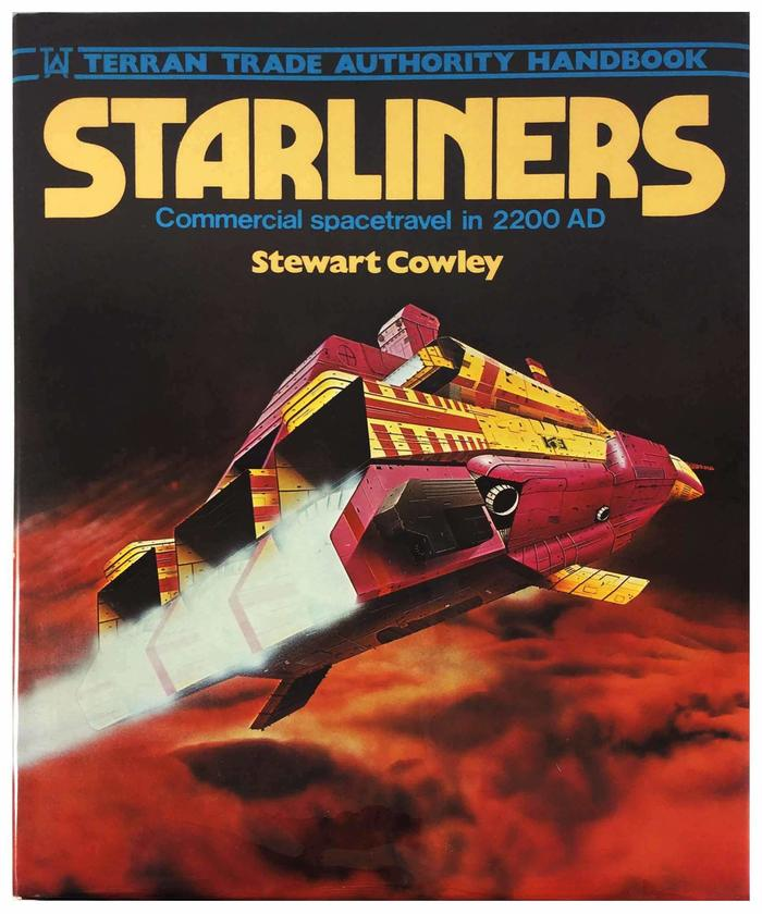 Starliners (Hamlyn, 1980) ft. Marvin with Gill Sans. Cover art by Jeffrey Ridge.
