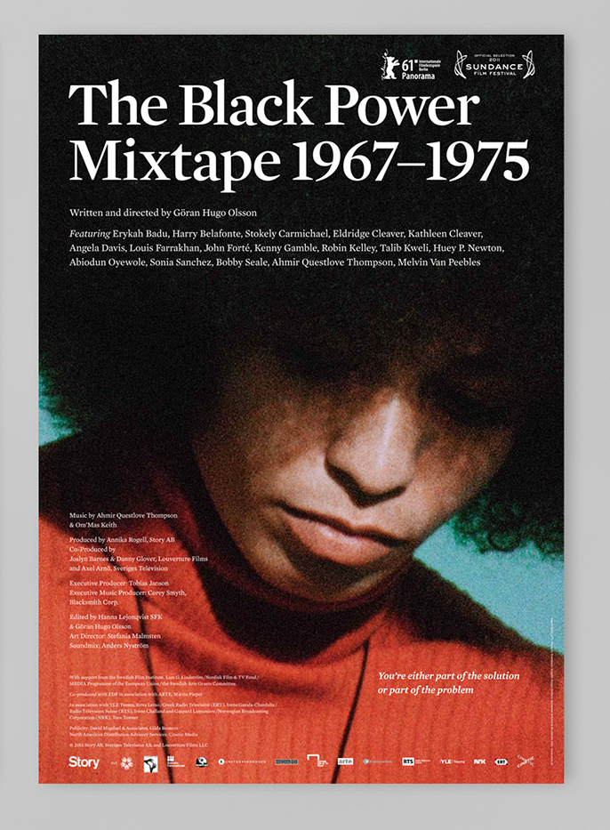Black Power Mixtape 1967–1975 1