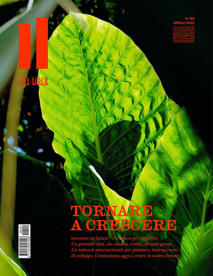 IL newspaper magazine N. 120, 2020 restyling 1