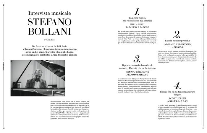 IL newspaper magazine N. 120, 2020 restyling 9