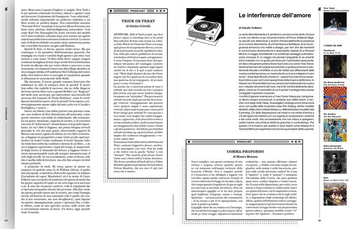 IL newspaper magazine N. 120, 2020 restyling 11