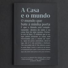 """<cite>A Casa e o mundo </cite>(""""The world and the home"""")"""