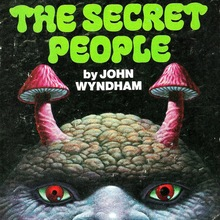 <span><cite>The Secret People</cite> by John Wyndham (Fawcett)</span>