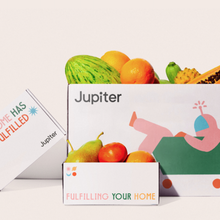 Jupiter visual identity