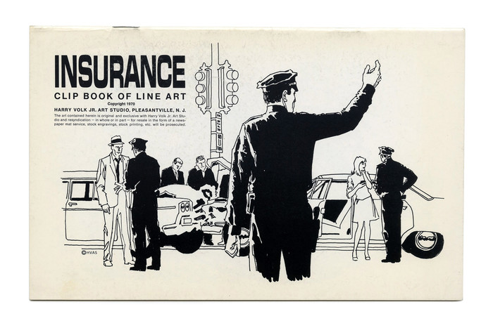 """""""Insurance"""" (No. 529) again features ."""