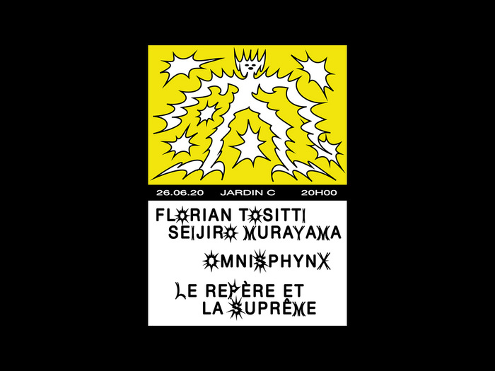 Florian Tositti & Seijiro Murayama + Omnisphynx + Le Repère et la Suprême 3