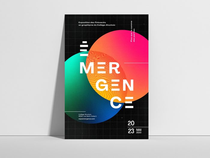 Émergence graduation website 1