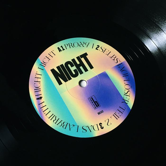 Love-Songs – Nicht Nicht album art 4