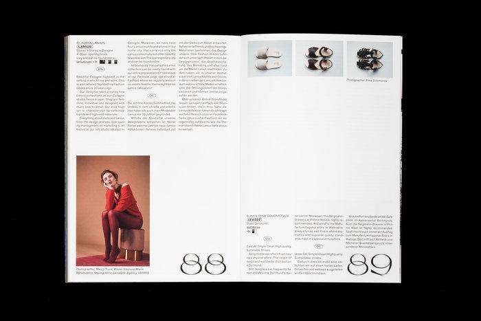 "Heimatdesign Vol. 17, 2019, ""NRW Fashion Edition"" 8"