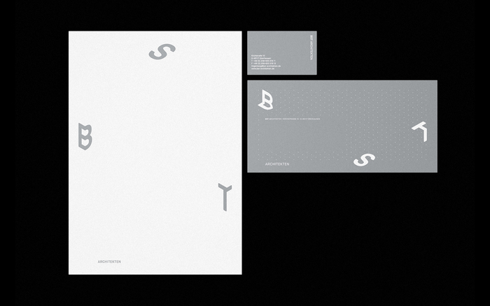 BST Architects visual identity and website 4