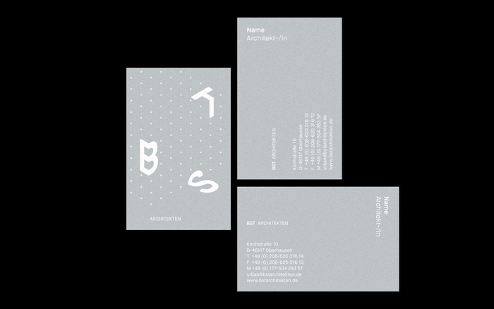 BST Architects visual identity and website 6