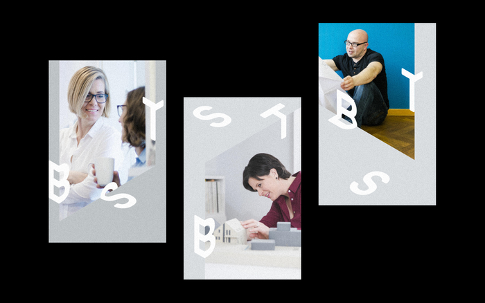 BST Architects visual identity and website 7