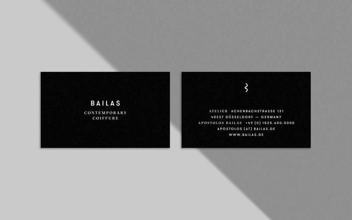 Bailas Contemporary Coiffure 7