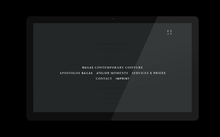 Bailas Contemporary Coiffure 22