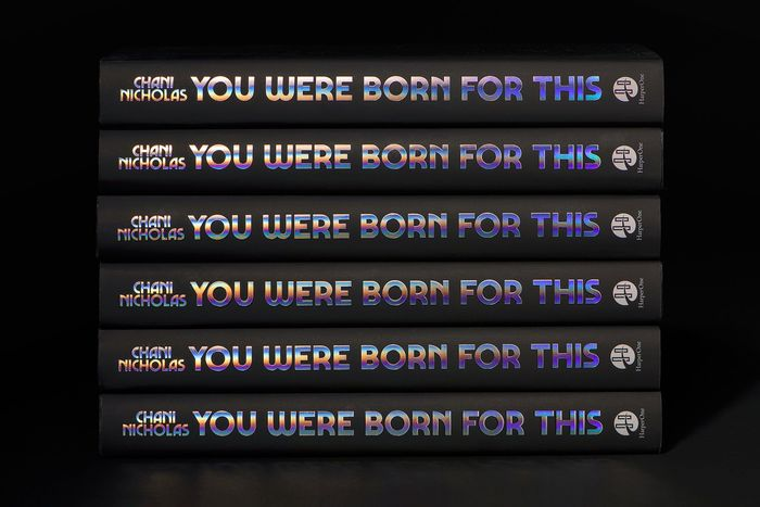 You Were Born For This by Chani Nicholas book cover 3