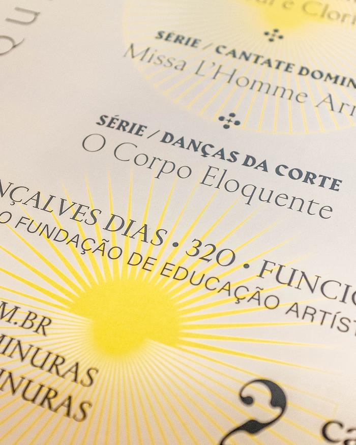 Canção das Iluminuras: Concertos Renascentistas 11