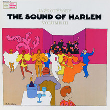 <cite>The Sound of Harlem </cite>album art