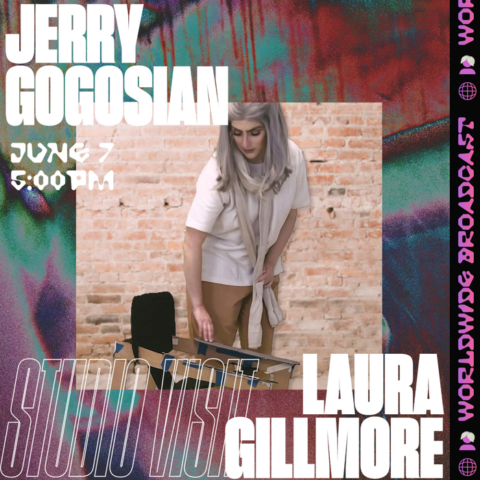 Jerry Gogosian studio visit social media flyers 5