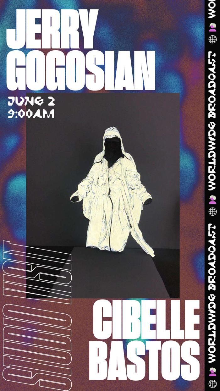 Jerry Gogosian studio visit social media flyers 6