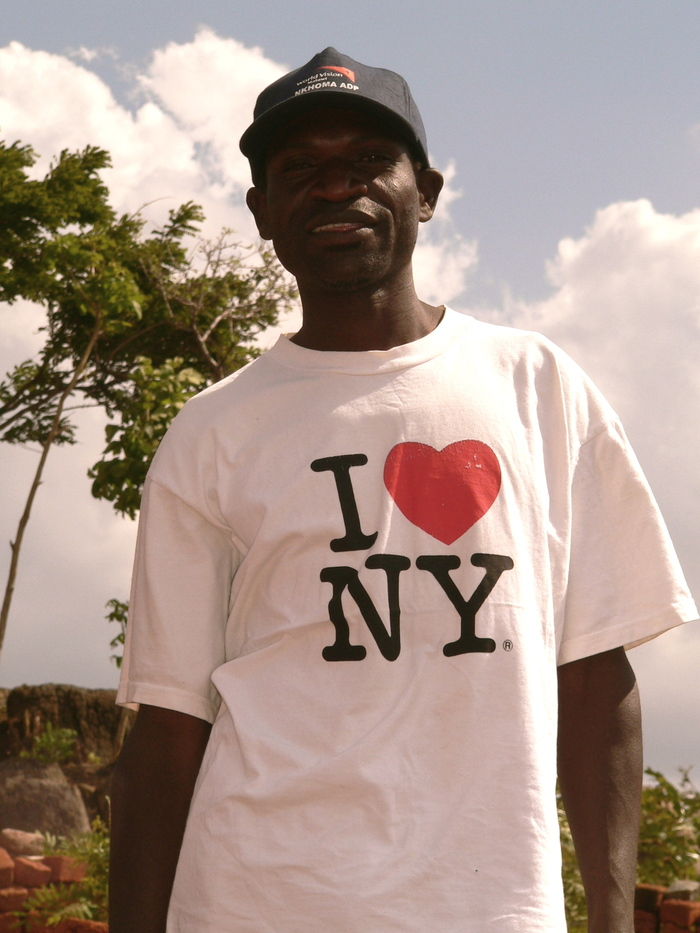 … to Malawi, Africa (2007).