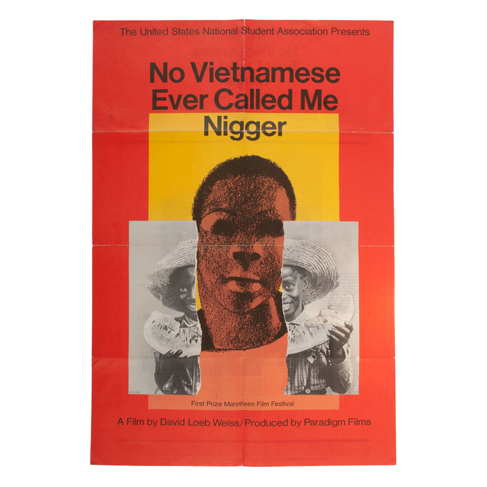 No Vietnamese Ever Called Me Nigger movie poster 1
