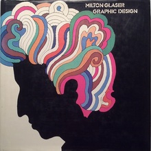 <cite>Milton Glaser Graphic Design</cite> monograph (<span>The Overlook Press)</span>