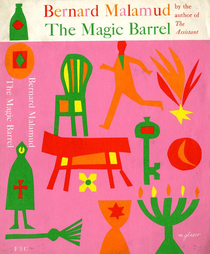 The Magic Barrel by Bernard Malamud (Farrar, Straus and Giroux)