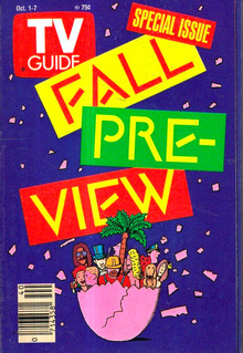 <cite>TV Guide,</cite> 1988–89 Fall Preview