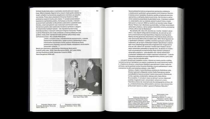 Archívna Správa O Stave Vysokej Školy Výtvarných Umení 1949–1989 5