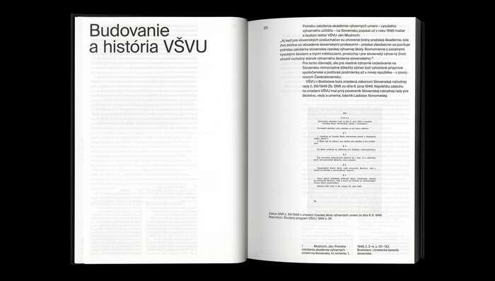 Archívna Správa O Stave Vysokej Školy Výtvarných Umení 1949–1989 4