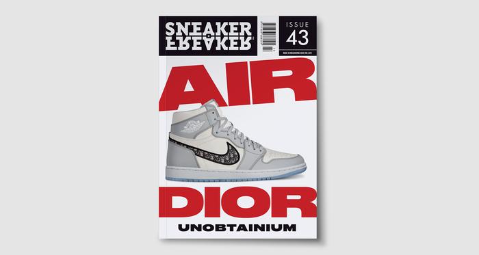 Sneaker Freaker magazine, issue 43 6
