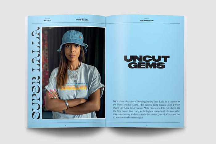 Sneaker Freaker magazine, issue 43 4