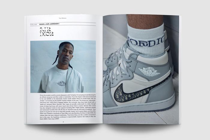 Sneaker Freaker magazine, issue 43 5