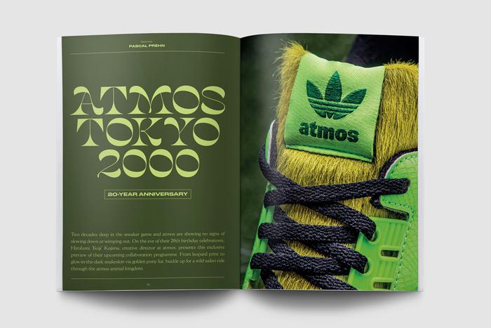 Sneaker Freaker magazine, issue 43 2
