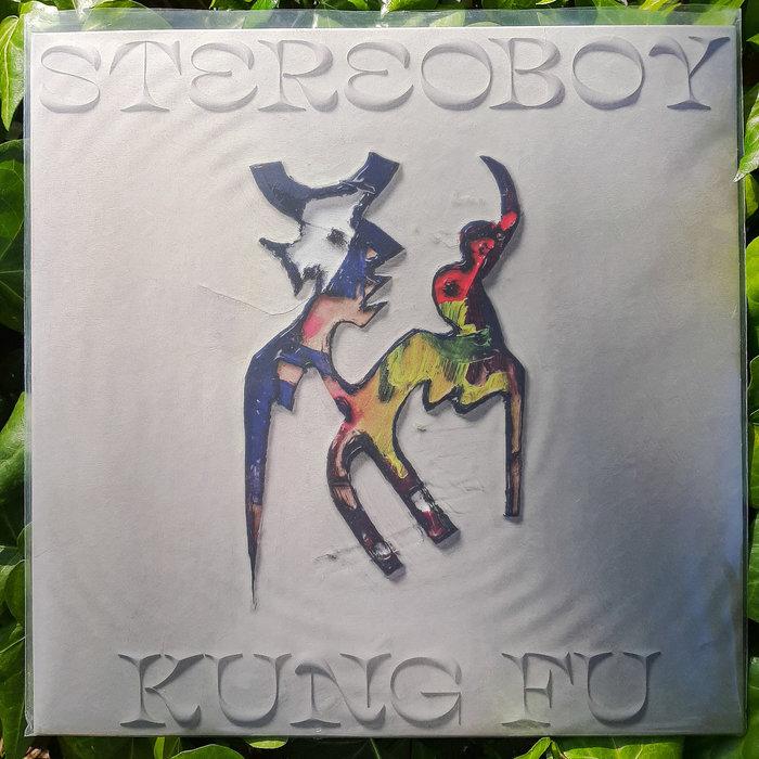Stereoboy – Kung Fu album art 4