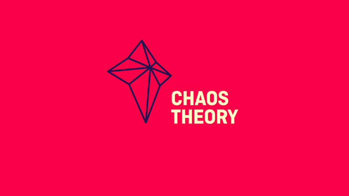 Chaos Theory identity and website 1