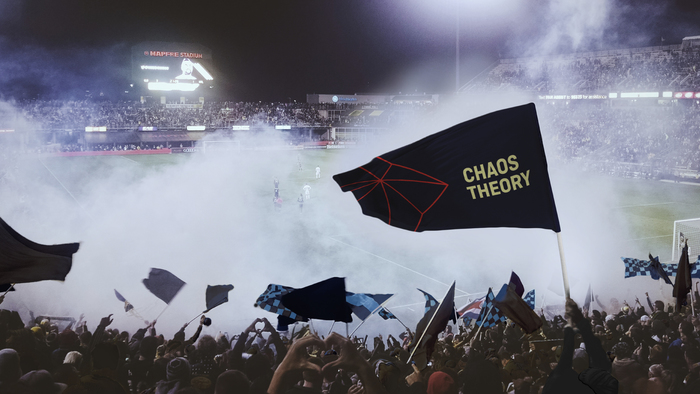 Chaos Theory identity and website 2